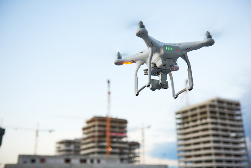 Drone and remote site Surveillance Systems